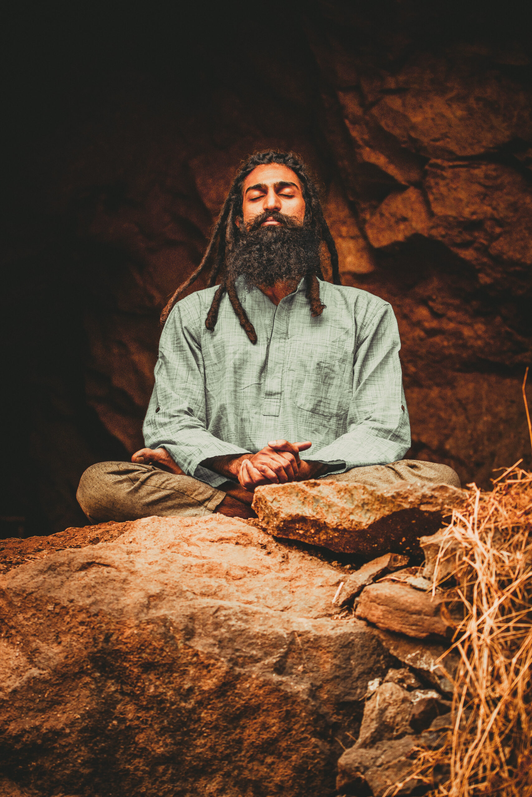 Body, Mind And Spirit: The Trinity Made Holy By Meditation.