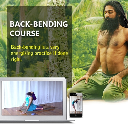 Back-bending Course